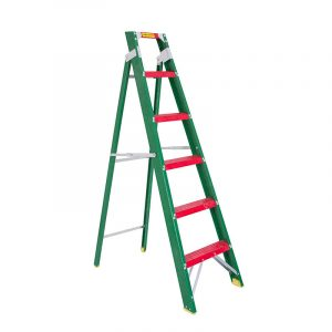 Single Side Fibreglass A-Frame Ladder (FSL Series)