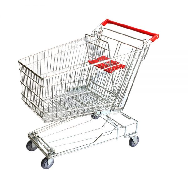 (210Lt)-Supermarket-trolley