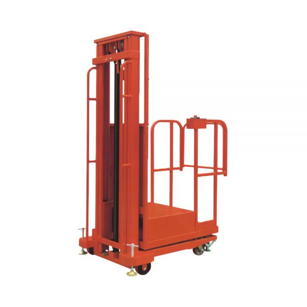Semi Electric Order Picker (GKP-0227)
