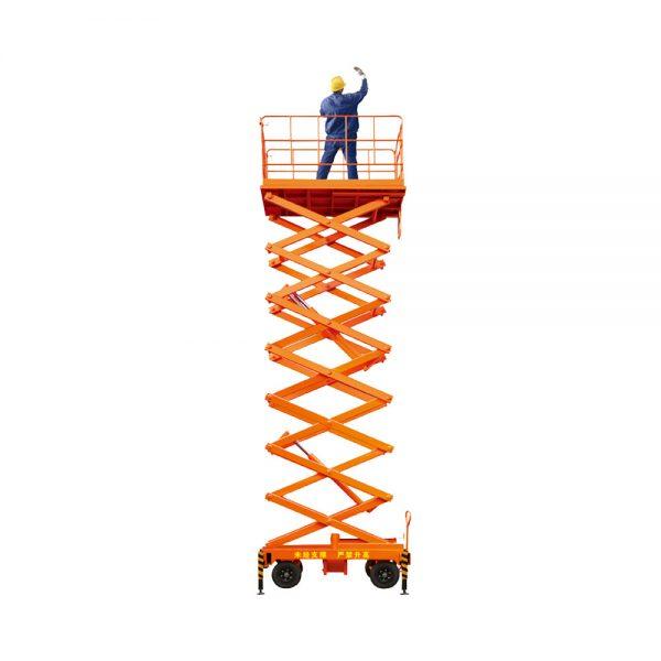 Mobile Scissor Lift Table (MSLT-3/60)