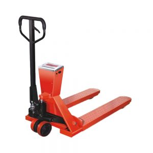 Scale Hand Pallet Truck PU (CBY30:Scale)